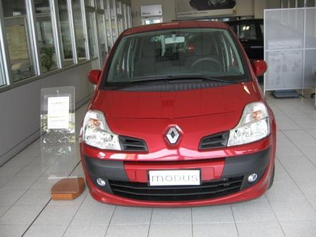 Renault modus annuncio vendita auto km0 - Modulo chiusura automatica specchi retrovisori ...