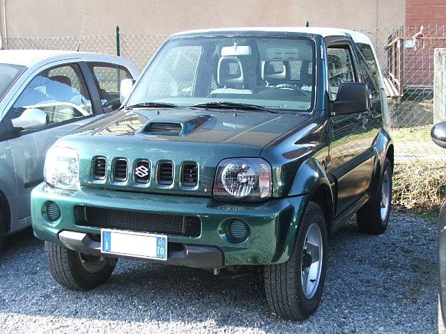 suzuki nuovo jimny 1 5 ddis jlx 4wd cabrio annuncio vendita auto usata. Black Bedroom Furniture Sets. Home Design Ideas